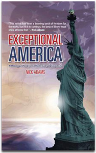 Exceptional America book cover